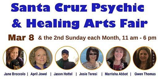 Santa Cruz Psychic and Healing Arts Fair