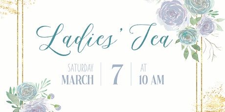 Ladies' Tea tickets