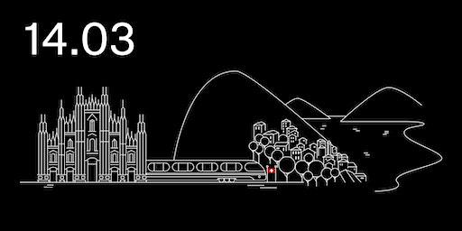 NeuralTrain: Milano/Lugano Andata e Ritorno