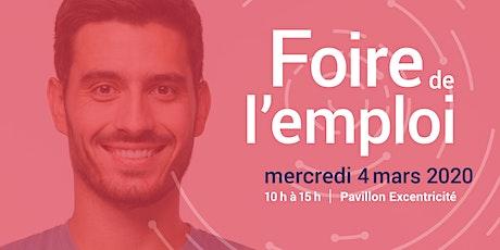 Foire de l'emploi 2020 - La Cité | La Cité Job Fair 2020 tickets