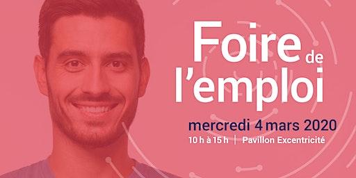 Foire de l'emploi 2020 - La Cité | La Cité Job Fair 2020