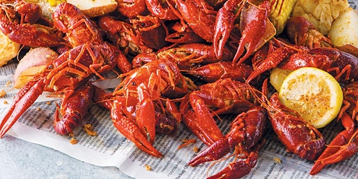 New Orleans Crawfish Boil presented by DFW DU Alumni