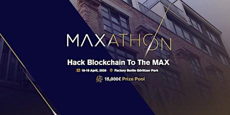 Blockchain to the Max: Epitech @ Maxathon tickets