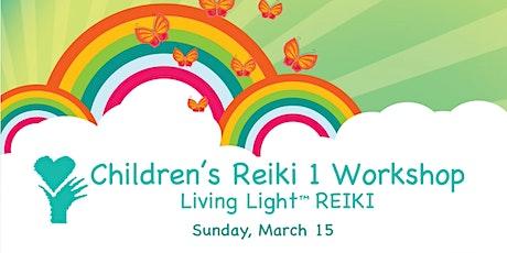Reiki 1 for Children Workshop tickets