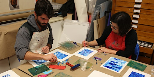 Maker Night: Working in Mixed Media