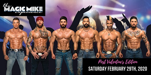 Post Valentine's Day Girls Night Out: Magic Mike Tour at District Atlanta