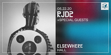 RJD2 @ Elsewhere (Hall) tickets