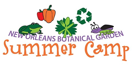 New Orleans Botanical Garden Summer Camp, Creepy Crawly Insect Explorers tickets