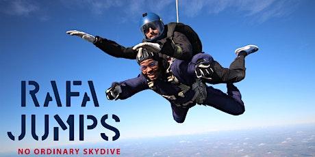 RAF Association - RAFA Jumps tickets