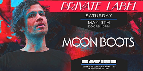 Private Label: Moon Boots at Ravine tickets