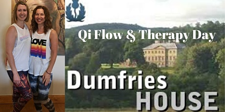 Qi Flow & Therapy Day tickets