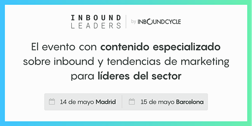 Inbound Leaders Madrid (8ª Edición)