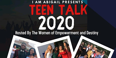Teen Talk 2020 tickets