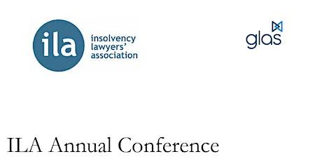 ILA Annual Conference 2020 tickets