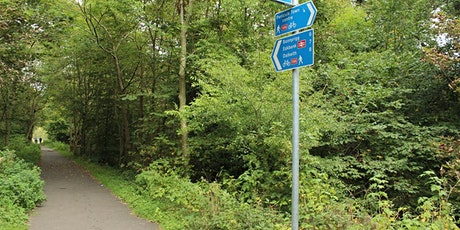 Penicuik to Dalkeith Walkway Volunteers workdays, Midlothian (National Cycle Network route 196)