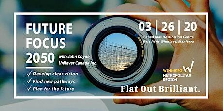Future Focus 2050 tickets