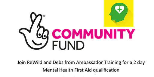 FUNDED Two Day Mental Health First Aid