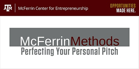 McFerrin Methods: Perfecting Your Personal Pitch tickets