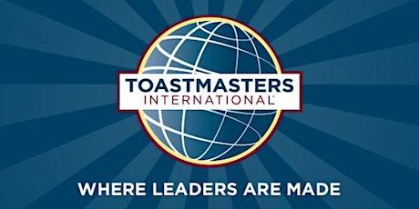 LG/LZ Toastmasters International & Evaluation Contest tickets