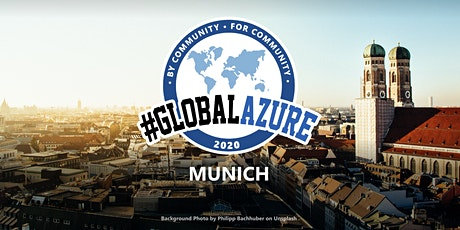 Global Azure 2020 Munich tickets