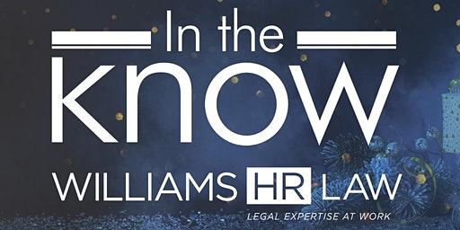 2019 HR Law Year In Review & Trends to Watch in 2020