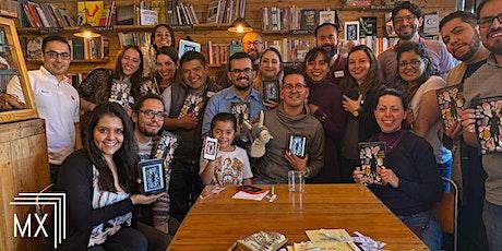 CDMX Sur Reunión México Lector. boletos