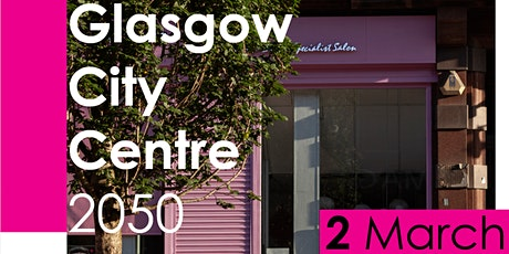 Glasgow City Centre 2050 tickets