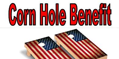 Corn Hole Benefit  Tournament