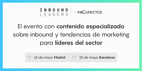 Inbound Leaders Barcelona (8ª Edición) tickets