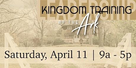 Kingdom Leadership Training tickets