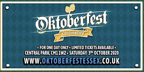 Oktoberfest Chelmsford 2020 tickets
