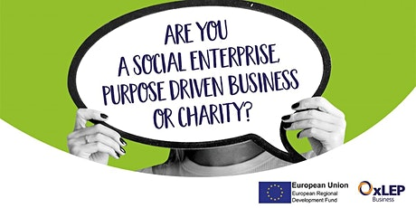 Supporting Oxfordshire's social impact sector: launch event tickets
