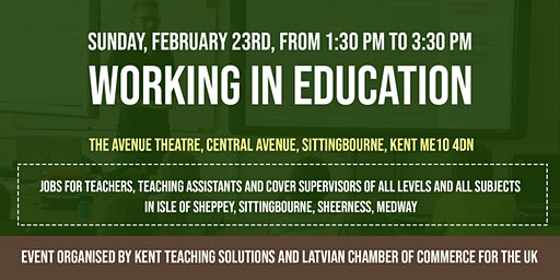 Working in Education - Jobs for teachers, teaching assistants and more
