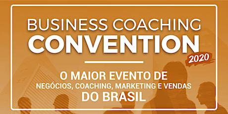 Business Coaching Convention 2020 ingressos