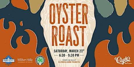Oyster Roast at Clyde's at Mark Center tickets