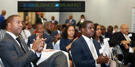 ICABA Business at Breakfast  tickets