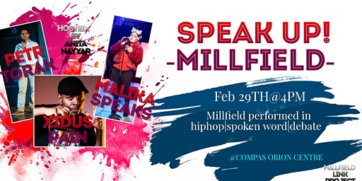 Speak Up! Millfield
