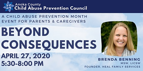 Beyond Consequences with Brenda Benning tickets