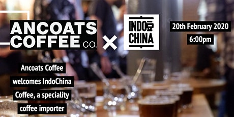 Cupping Asian coffees with Indochina Coffee @ Ancoats Coffee Co. tickets