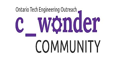 c_wonder Library Workshop tickets