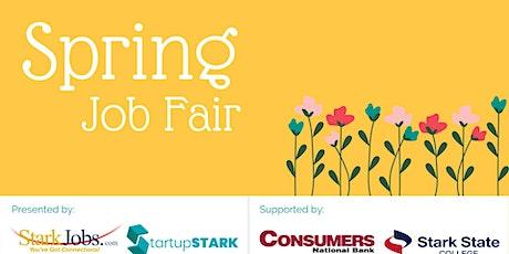 StarkJobs.com Spring Job Fair tickets