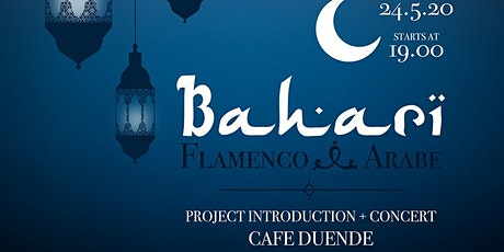 Amsterdam / Bahari Flamenco Arabe tickets