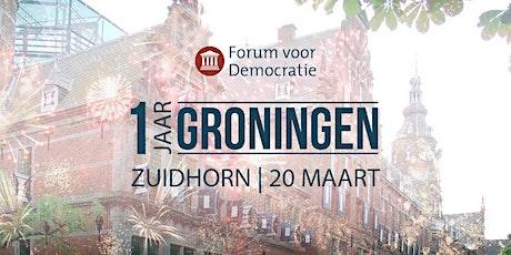 1 Jaar Groningen tickets