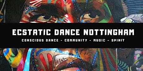 Ecstatic Dance Nottingham  tickets