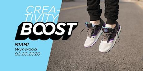 Creativity BOOST  (Versión Español) entradas