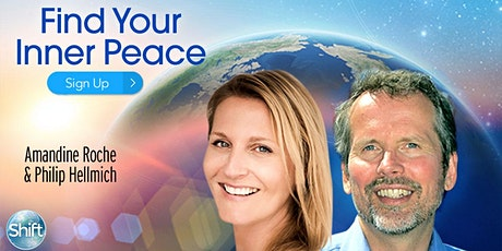 Discover How to Find Inner Peace & Stay Connected to the Heart tickets