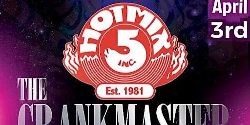 HotMix 5 Induction Pre Party: DJ Crank