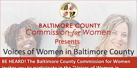 Voices of Baltimore County - Councilmanic District 2 Pikesville tickets