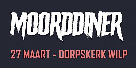 Moorddiner in de Dorpskerk tickets