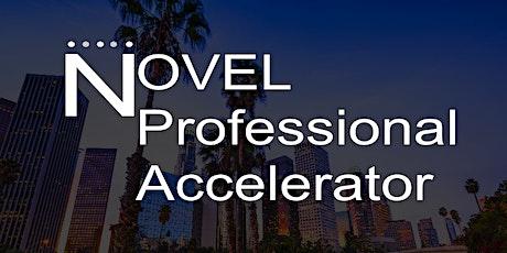 Novel Professional Accelerator tickets